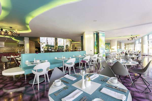 Restaurant - Temptation Cancun Resort - Adults Only All Inclusive Resort